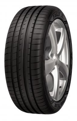 Eagle F1 Asymmetric 3 Tires